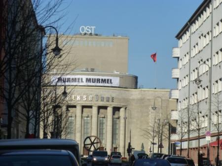 Volksbühne Berlin - Murmel Murmel