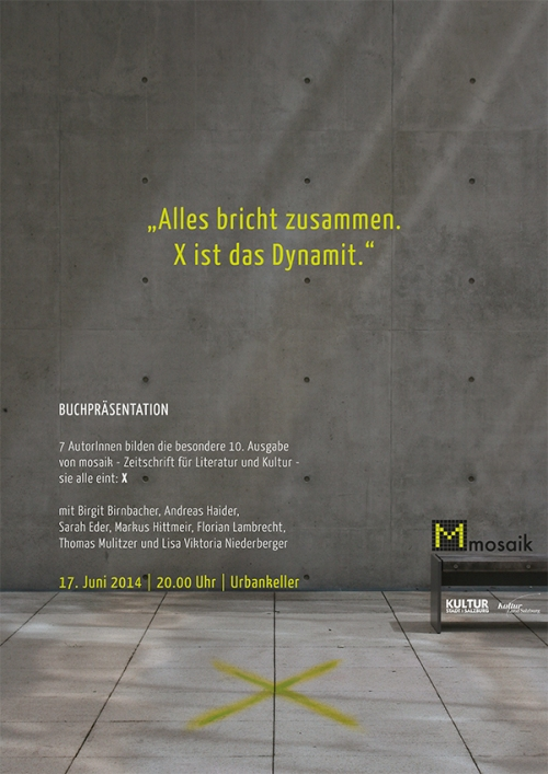 Plakat_Buchpräsentation_X_Netz